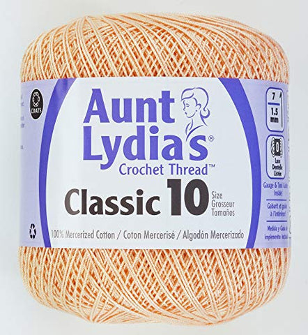 Aunt Lydia Classic Crochet Thread