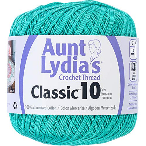 Image of Aunt Lydia Classic Crochet Thread