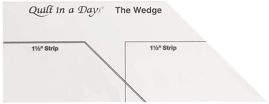 Quilt in a Day The Wedge Ruler