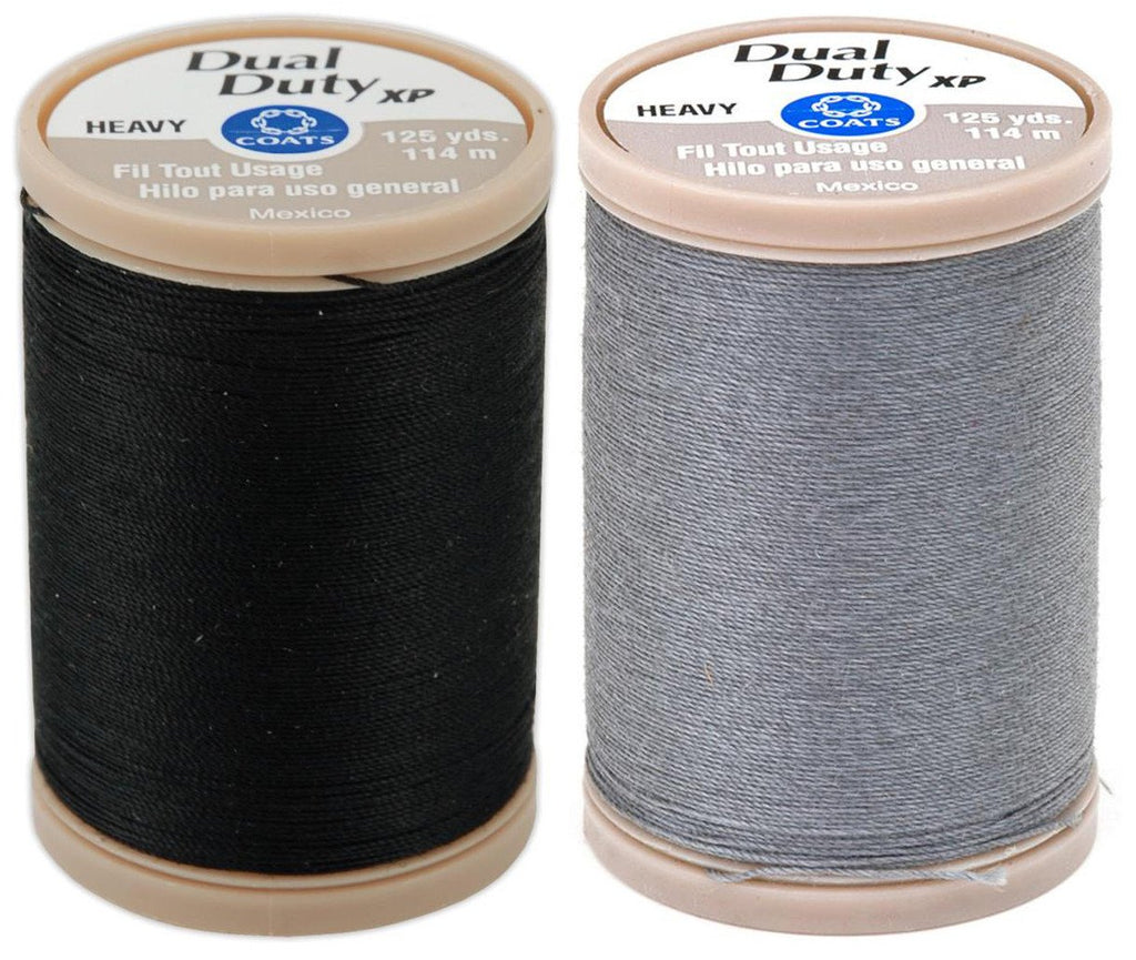 2-Pack - Coats & Clark - Dual Duty XP Heavy Weight Thread