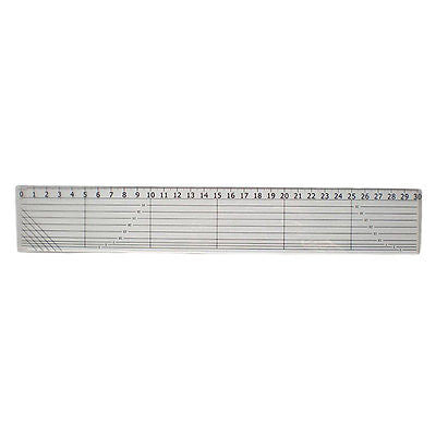 1 Pcs DIY Tailor Sewing Quilt Ruler