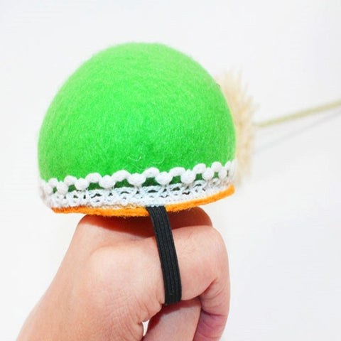 Lovely Sewing Tools Solid Color Pin Cushion