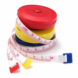 Flexible Tape Measure Supple Rules Sewing Sewing Tailor 1.5M