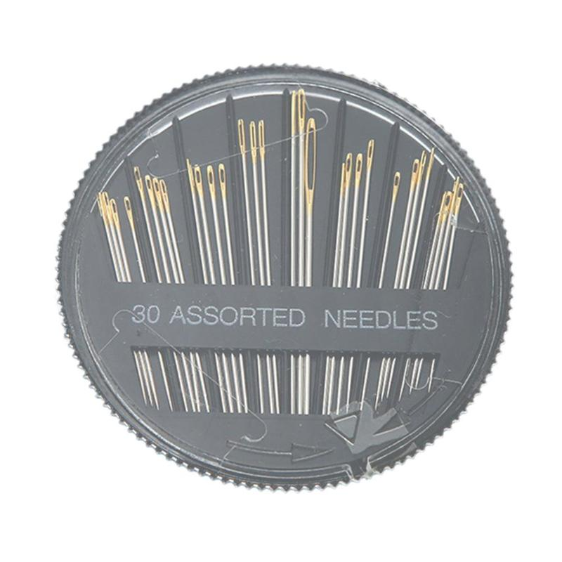 30pcs Hand Sewing Needles