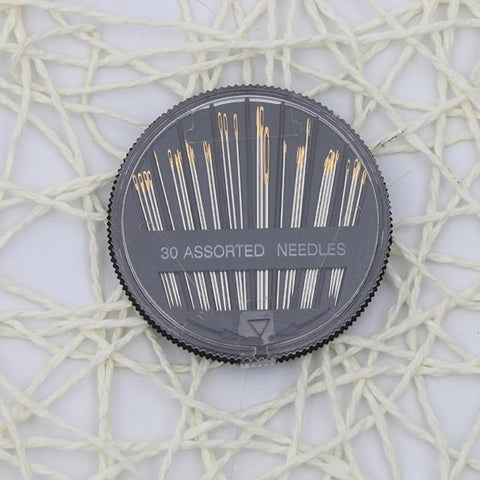 Image of 30pcs Hand Sewing Needles