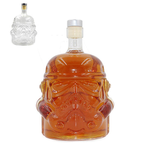 Image of Star Wars Storm Trooper Decanter