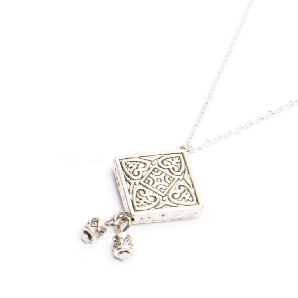 Hope Tibetan Silver Necklace - Buy4Him4Her