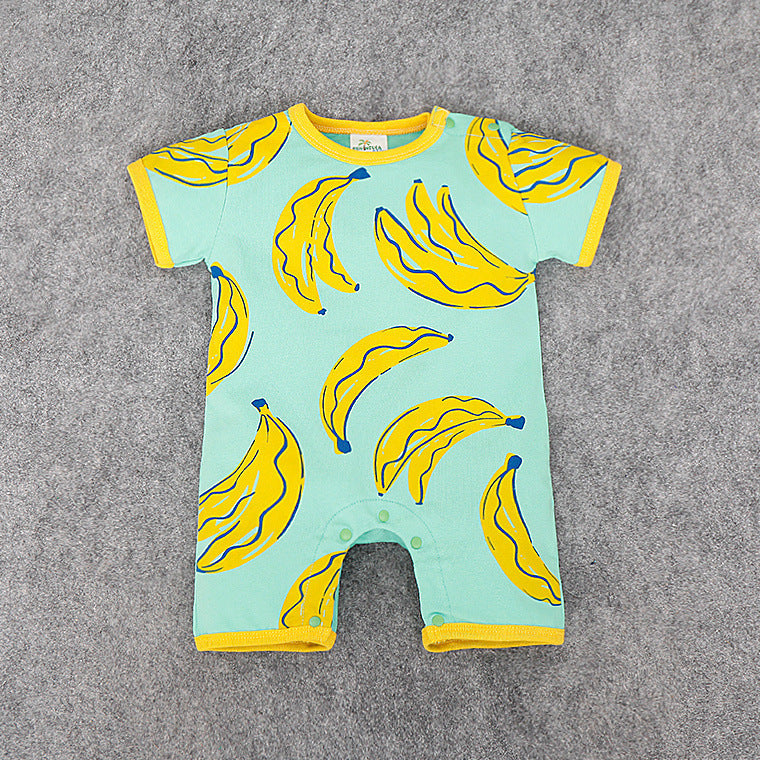 Bunch of Bananas Baby Jumper, Infant Clothes - Buy4Him4Her