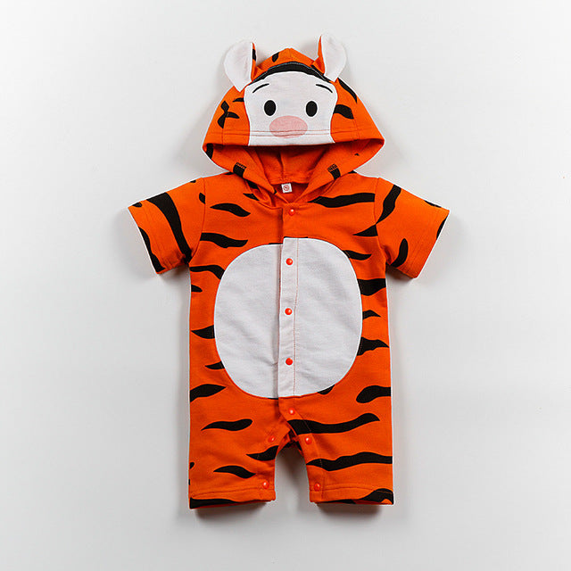 Tigger from Winnie Poo Baby Jumper, Infant Clothes - Buy4Him4Her