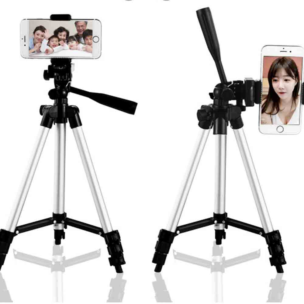 Universal Phone Tripod Lightweight Portable Tripod For iPhone/android (for Facebook Lives) - Buy4Him4Her