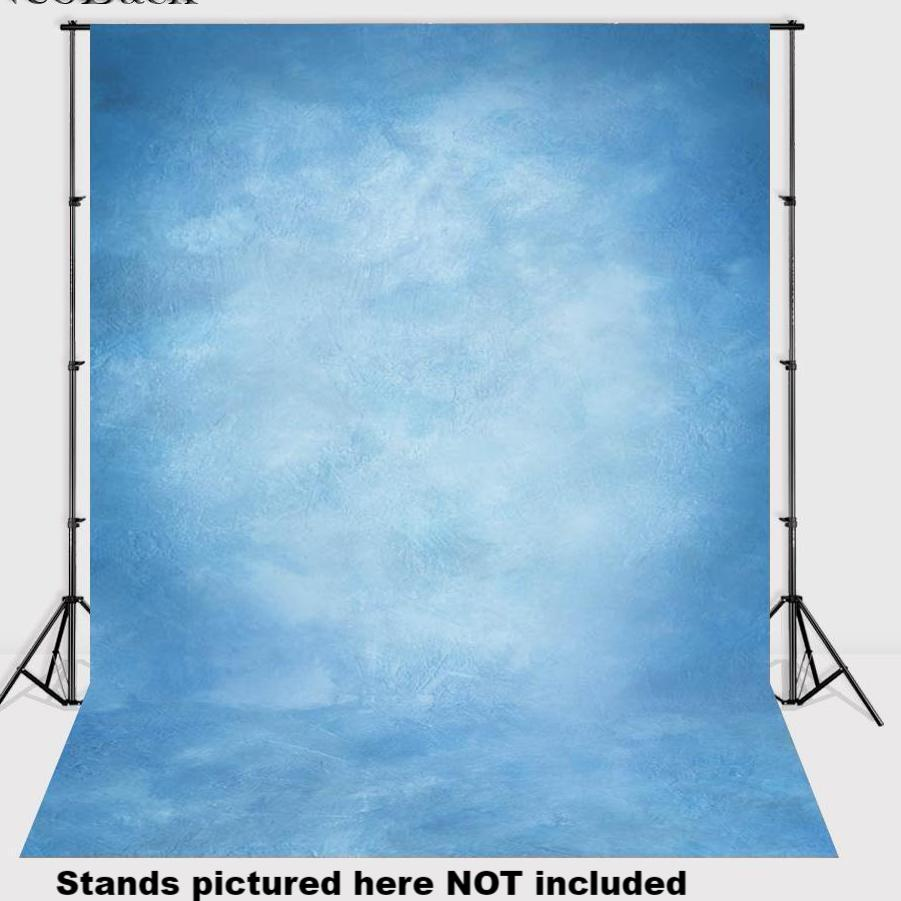 Abstract Misty Blue Photography backgrounds (7 sizes) - Buy4Him4Her