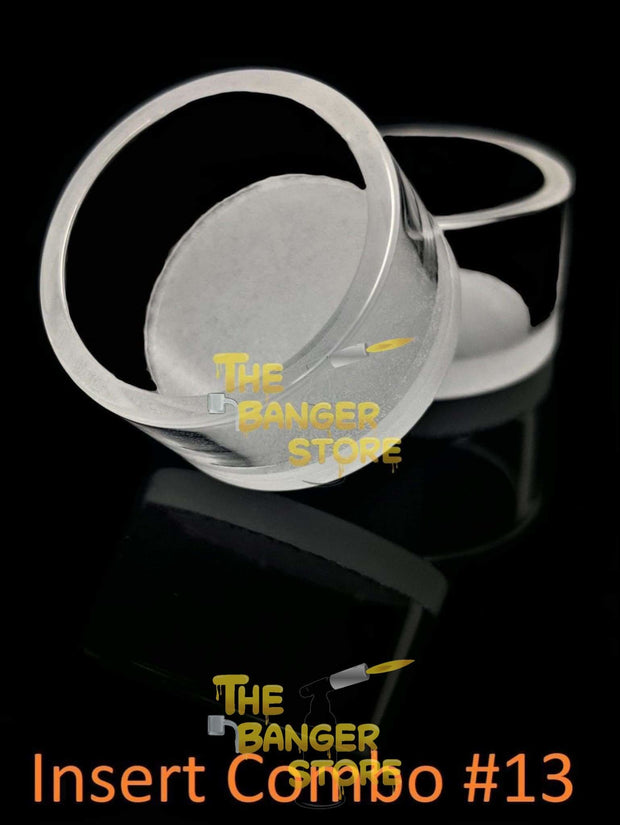 (1) Quartz Insert - The Banger Store
