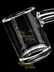 18mm Male Quartz Banger - The Banger Store