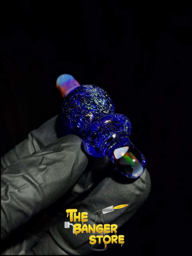 Dichro Bubble Cap - JFK_Glass - The Banger Store