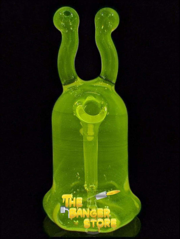 Full Sized Lemon Drop 'Sluggo' Rig  - DrewbieGlass - The Banger Store