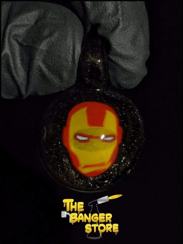 Iron Man Pendant - MessyGlass - The Banger Store