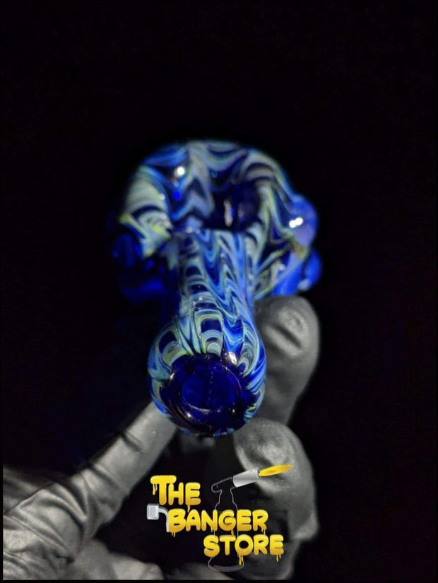 May Raffle Giveaway Prize #142 - MessyGlass Pipe - The Banger Store