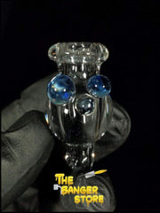 May Raffle Giveaway Prize #18 - Grand_Master_Glass Hands-Free Spinner Cap - The Banger Store