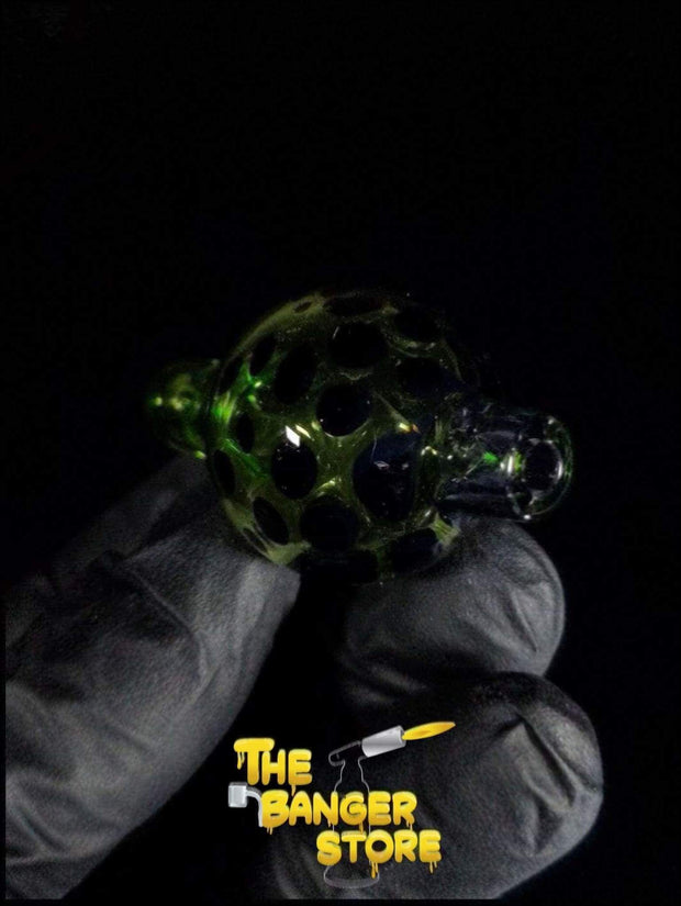 May Raffle Giveaway Prize #2 - JFK_Glass Bubble Cap - The Banger Store