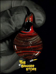 May Raffle Giveaway Prize #20 - The.Glass.Lass Paw Pendant - The Banger Store