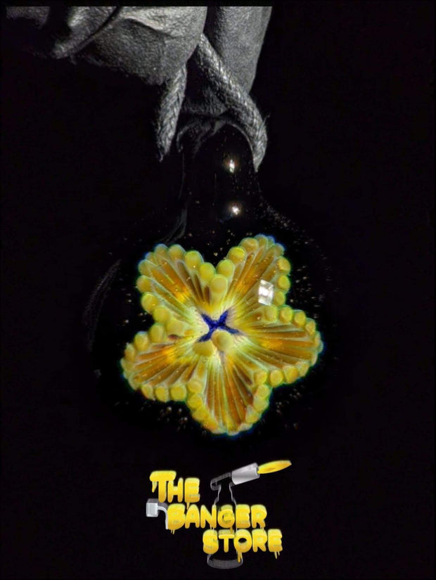May Raffle Giveaway Prize #23 - Oopazi UV Flower Pendant - The Banger Store