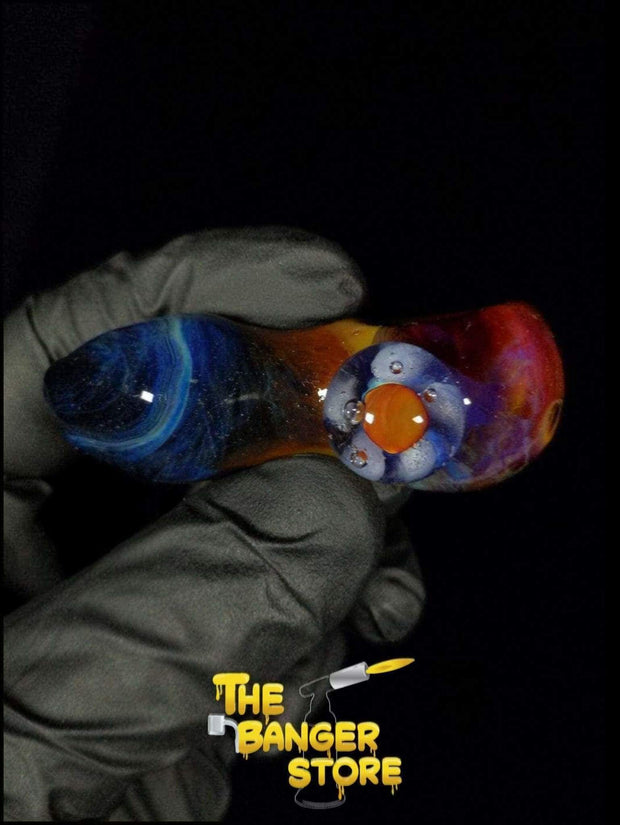 May Raffle Giveaway Prize #7 - The.Glass.Lass Flower Pipe - The Banger Store