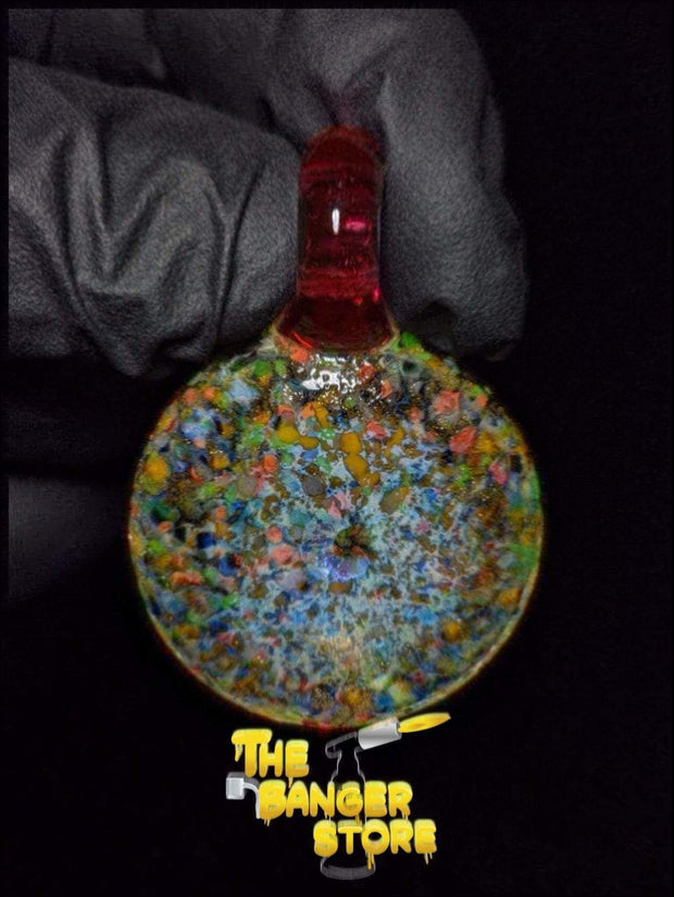 May Raffle Giveaway Prize #72 - Strawberry_Glass Pendant - The Banger Store
