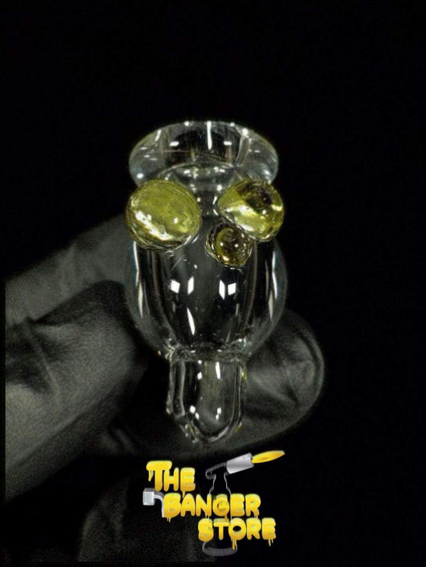 May Raffle Giveaway Prize #80 - Grand_Master_Glass Hands-Free Spinner Cap - The Banger Store
