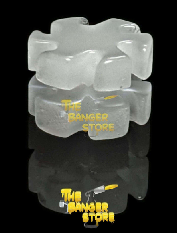 Opaque Gear Quartz Insert - The Banger Store