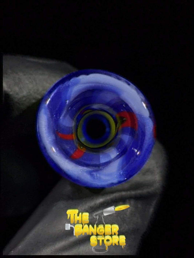 Wig Wag Bubble Cap - JFK_Glass - The Banger Store