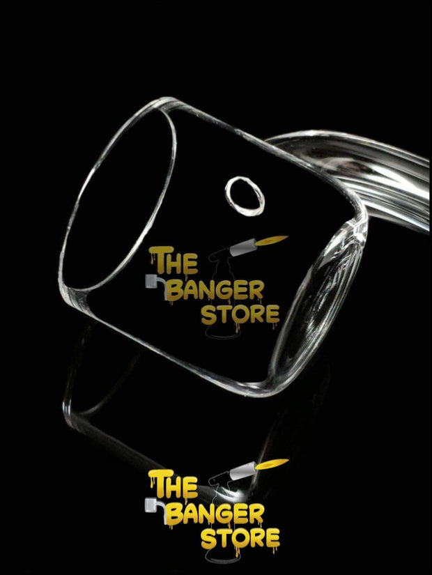 XXL 30mm Thin Bottom Flat Top Quartz Banger - The Banger Store