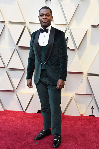 David Oyelowo Hollywood Reporter Oscars 2019