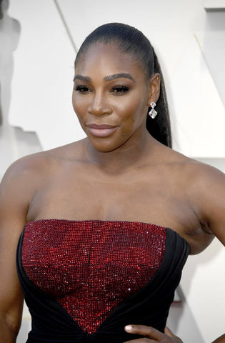 Serena Williams Popsugar Oscars 2019