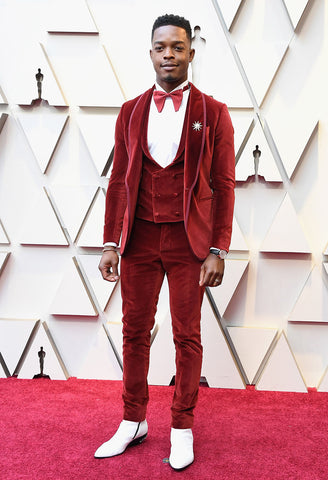 Stephan James Hollywood Reporter Oscars 2019