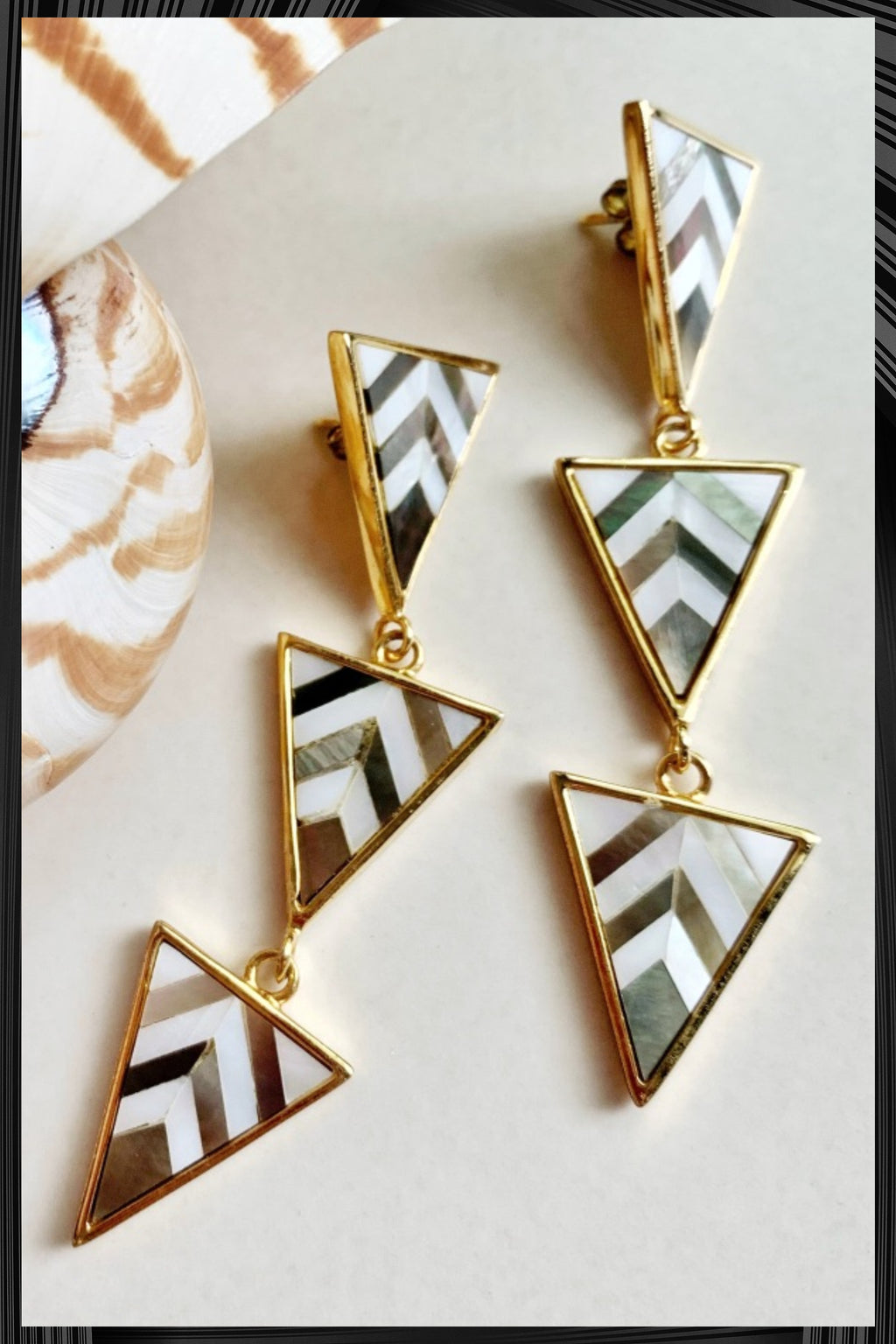 Haliya Earrings | Free Delivery - Quick Shipping