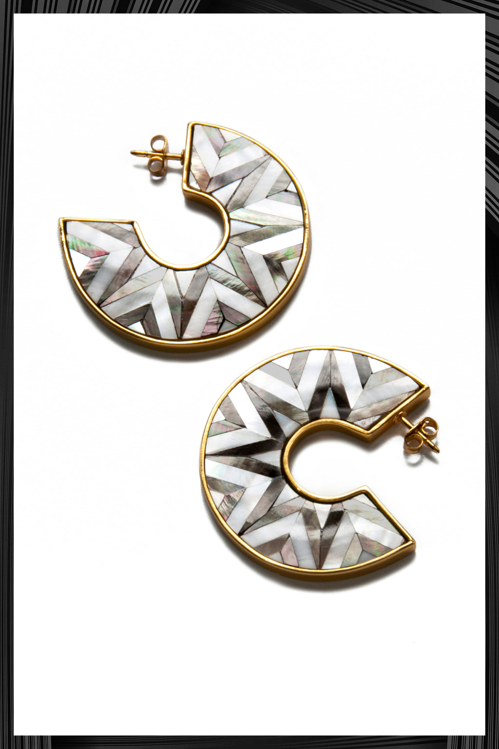 Alunsia Earrings | Free Delivery - 3-4 Weeks Shipping