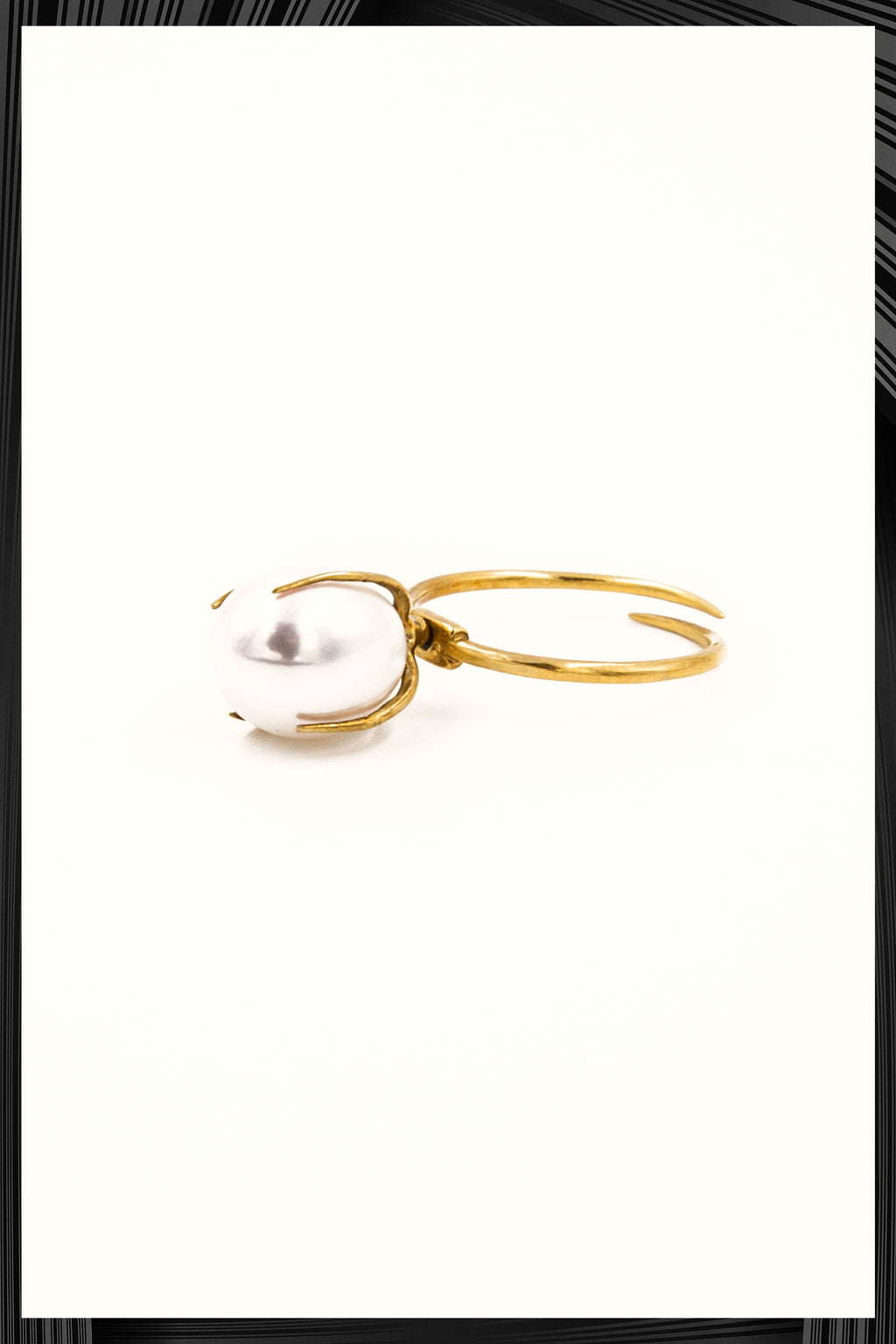 Toy Pearl Ring