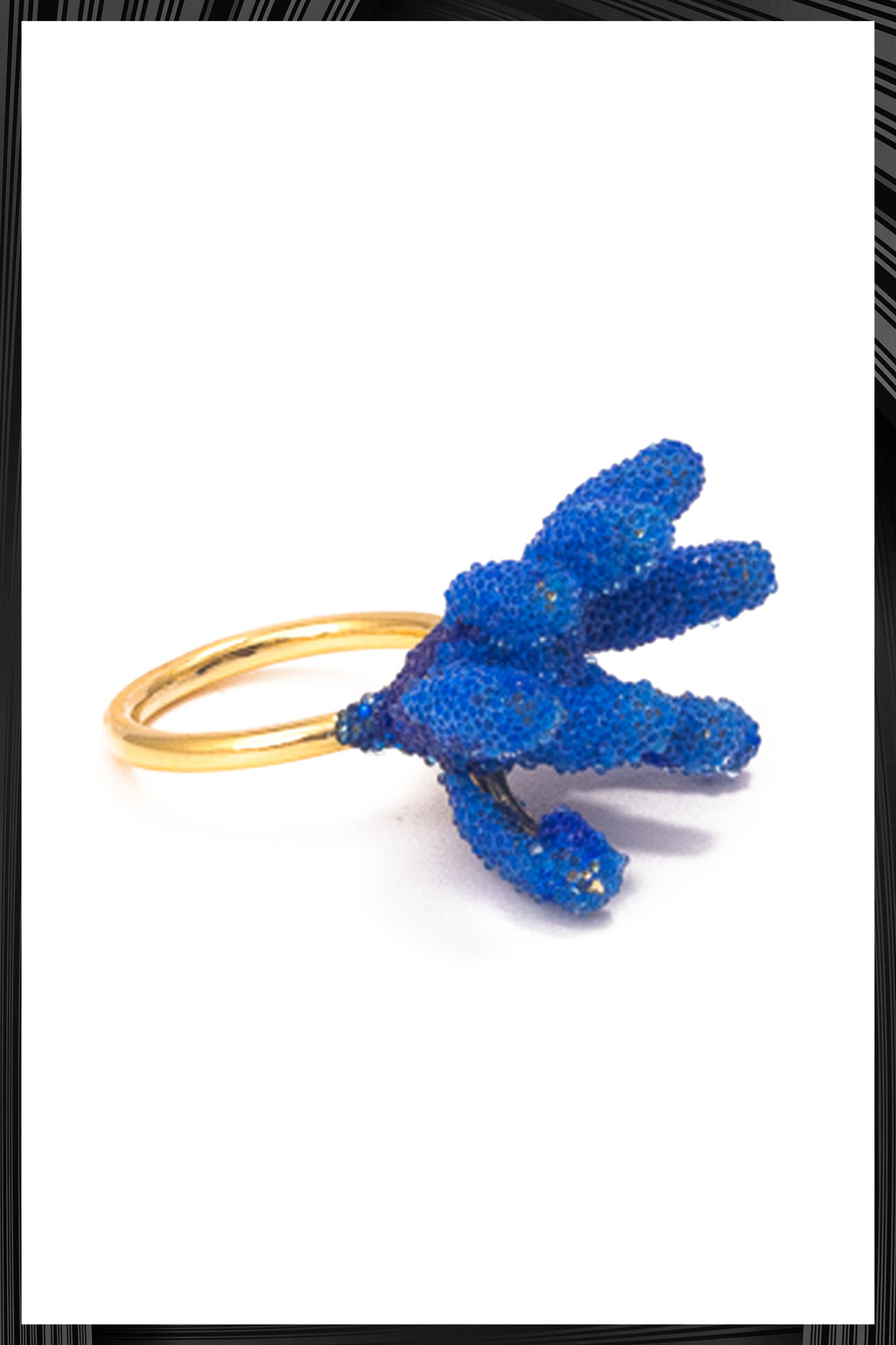 9 Branch Coral Ring | Free Delivery - Quick Shipping