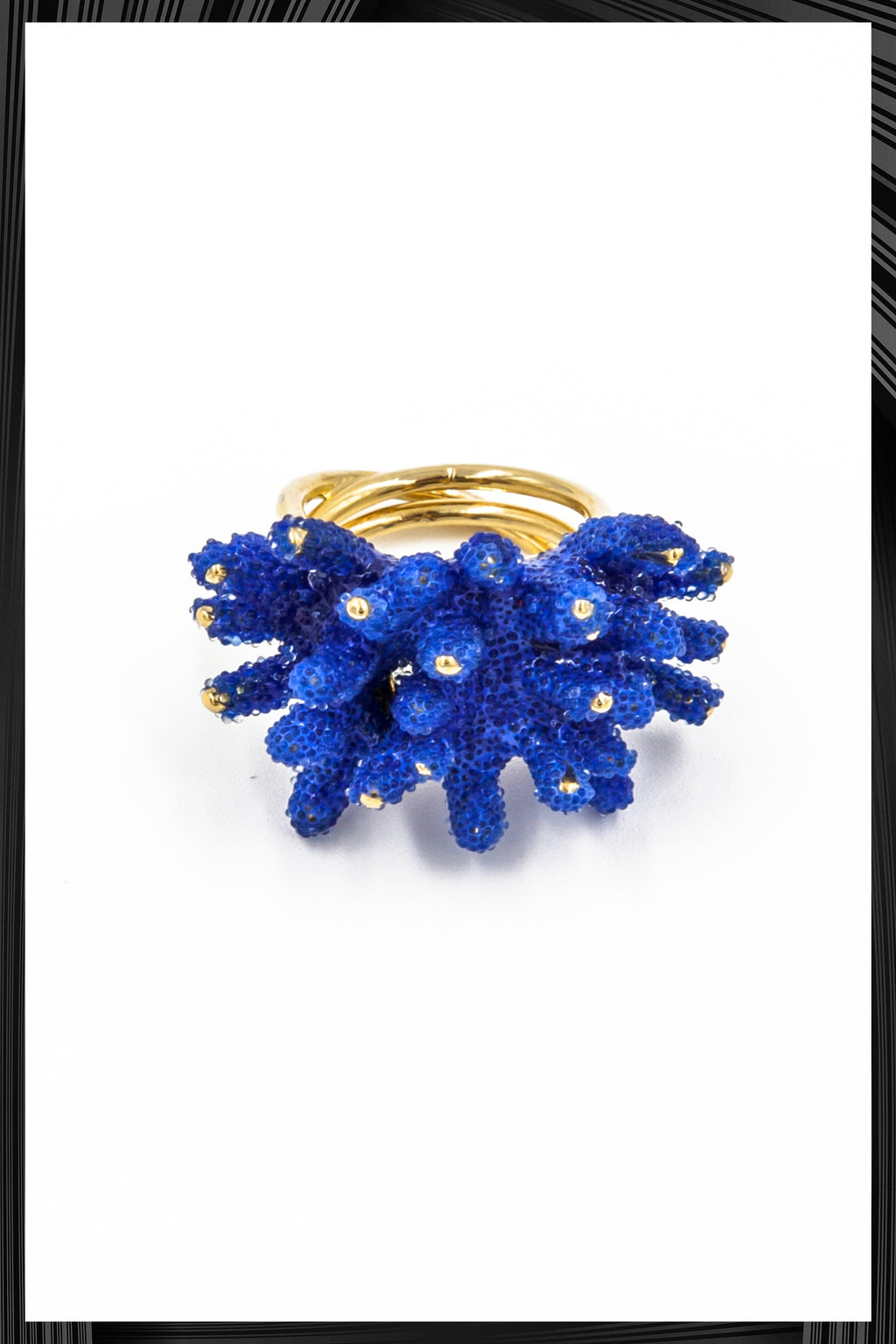 Blue Reef Ring - Only 1 Left!