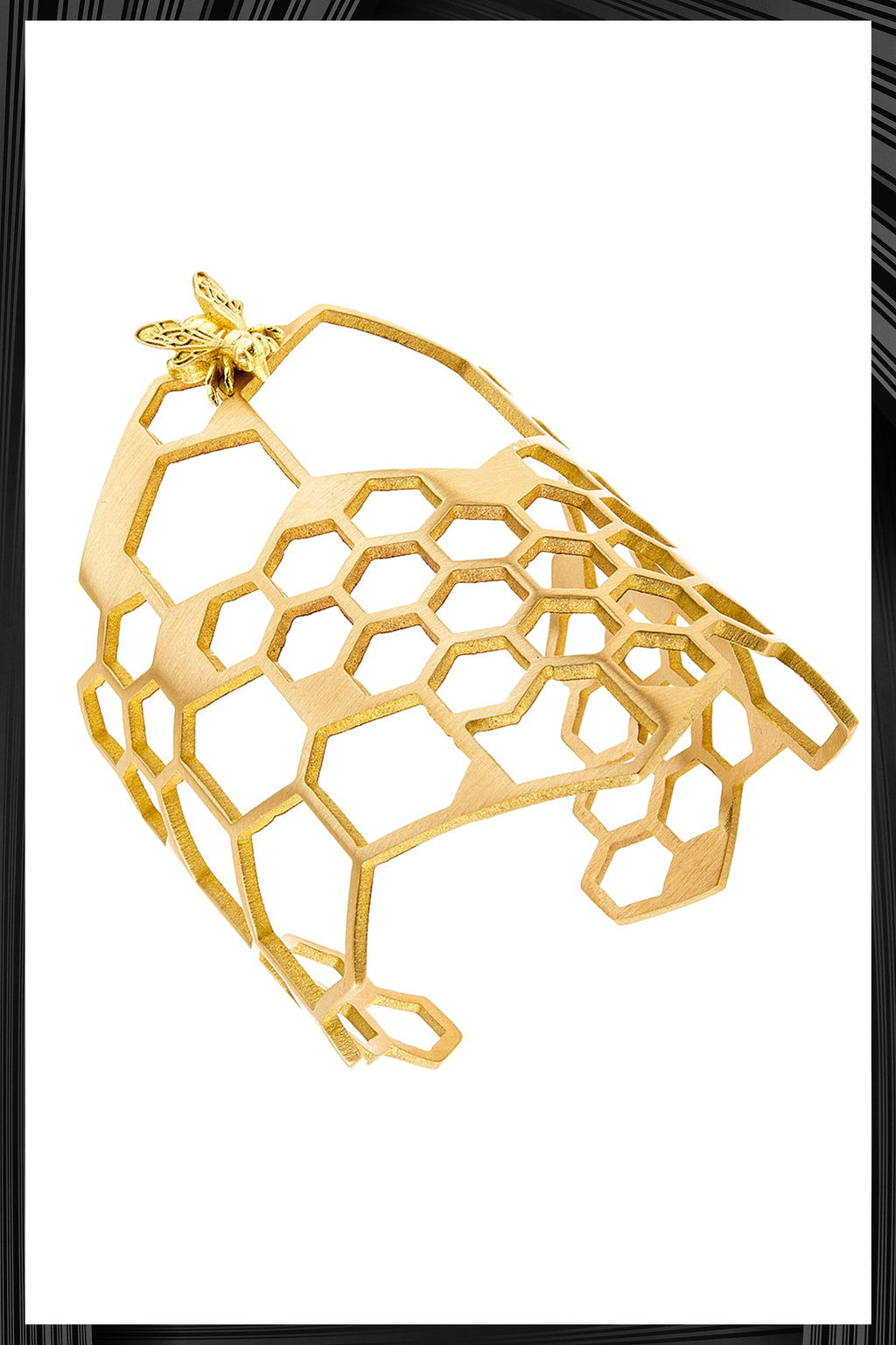 Honey Comb Cuff | Free Delivery - 1-2 Weeks Shipping