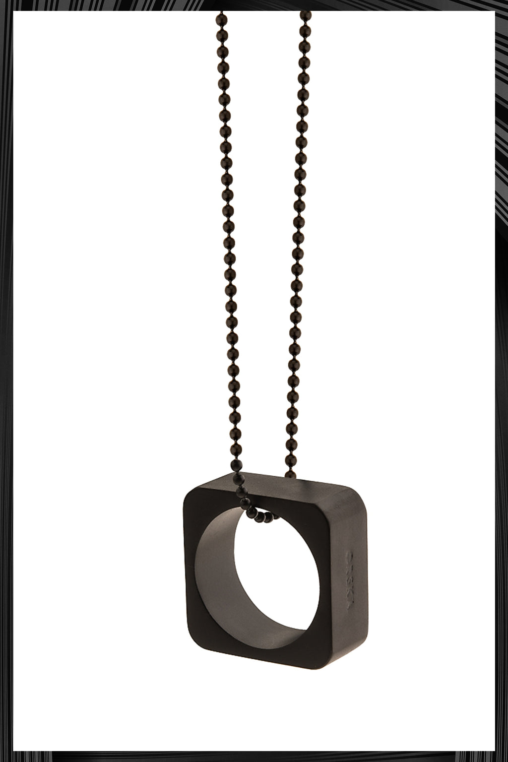 Machine Necklace