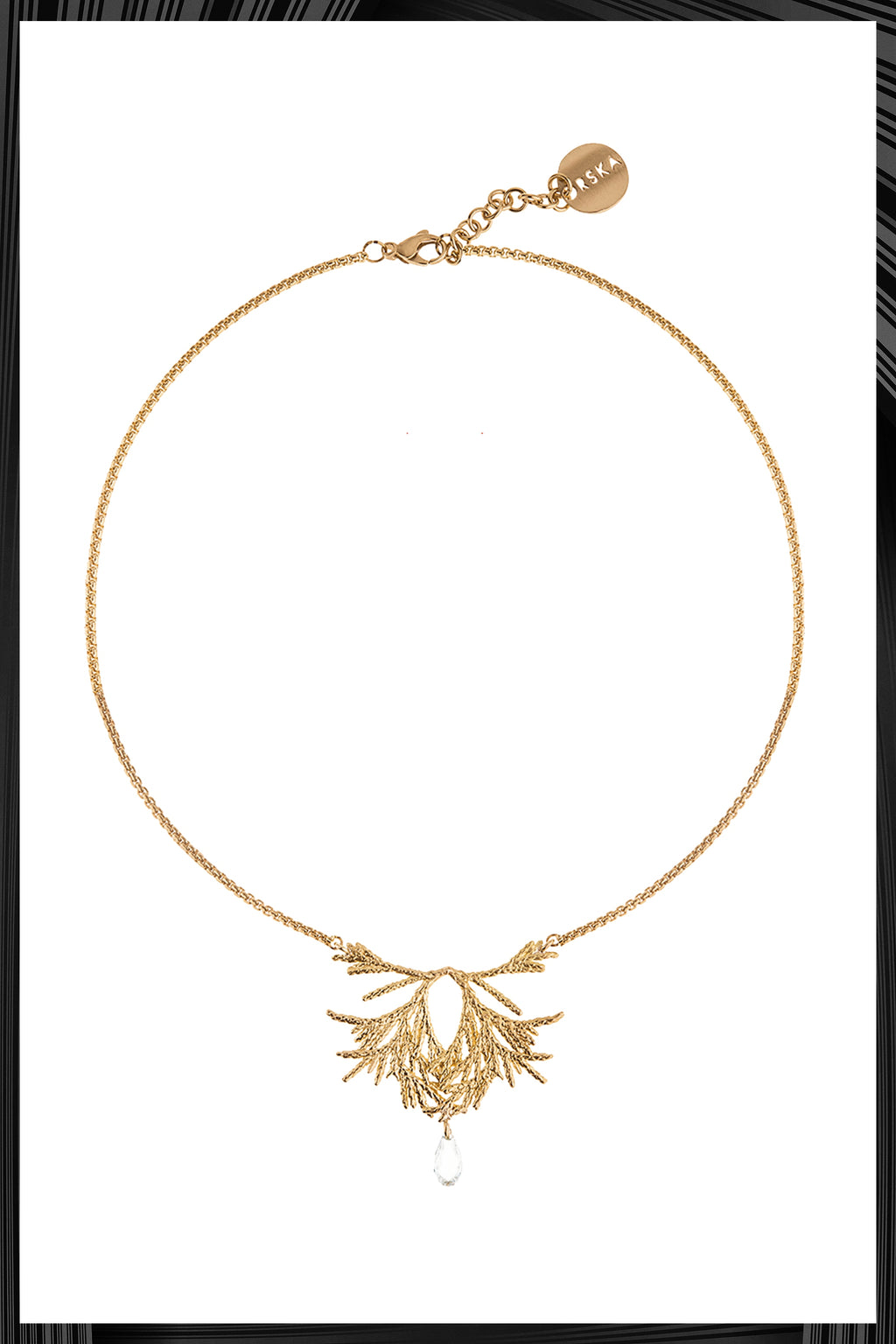 Thuja Necklace | Free Delivery - Quick Shipping