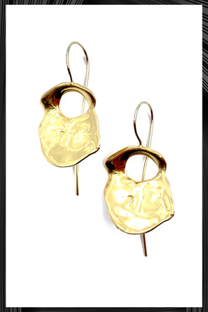 Memory Abalone Earrings