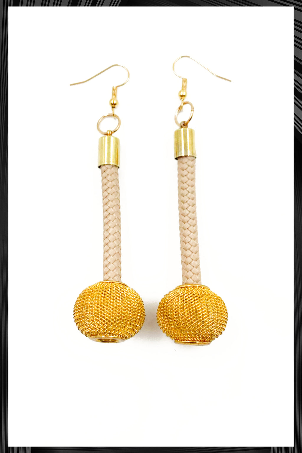 Ball Ball Earrings