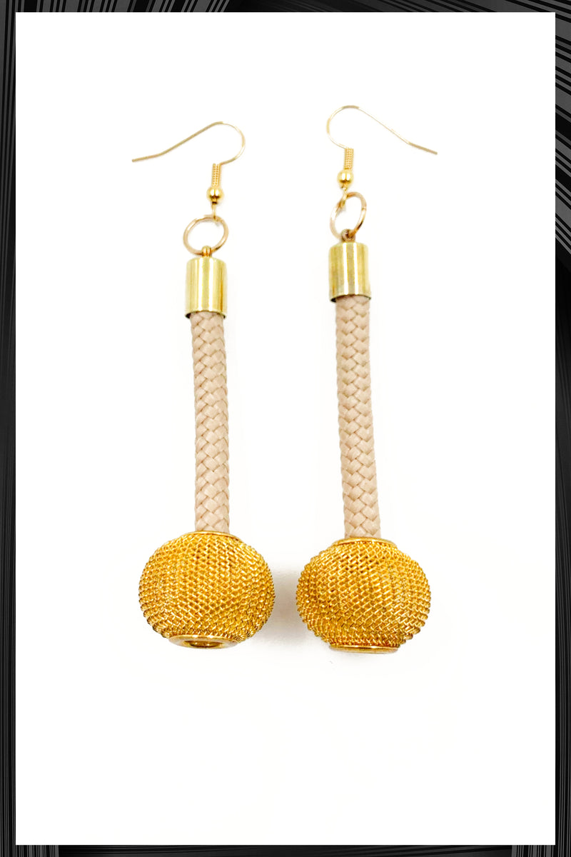 Ball Ball Earrings | Free Delivery - Quick Shipping