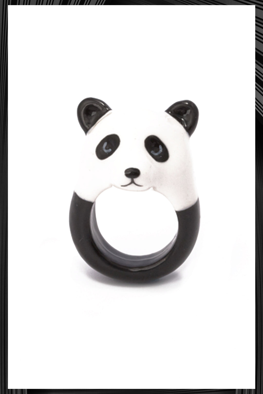 Panda Ring | Free Delivery - Quick Shipping