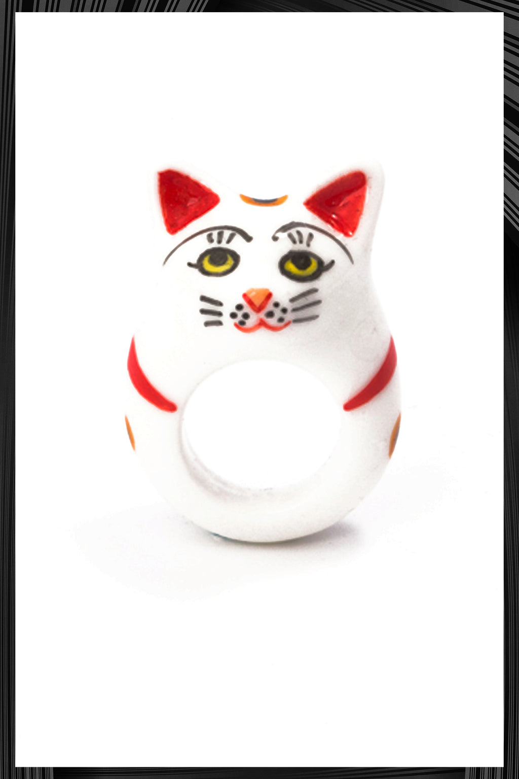 Lucky Cat Ring | Free Delivery - Quick Shipping