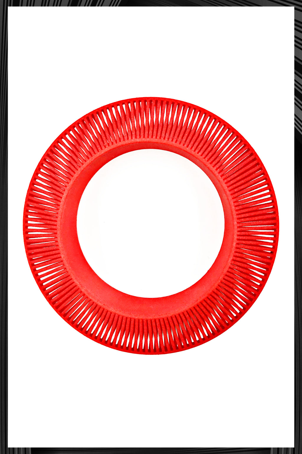Red Phase Bangle