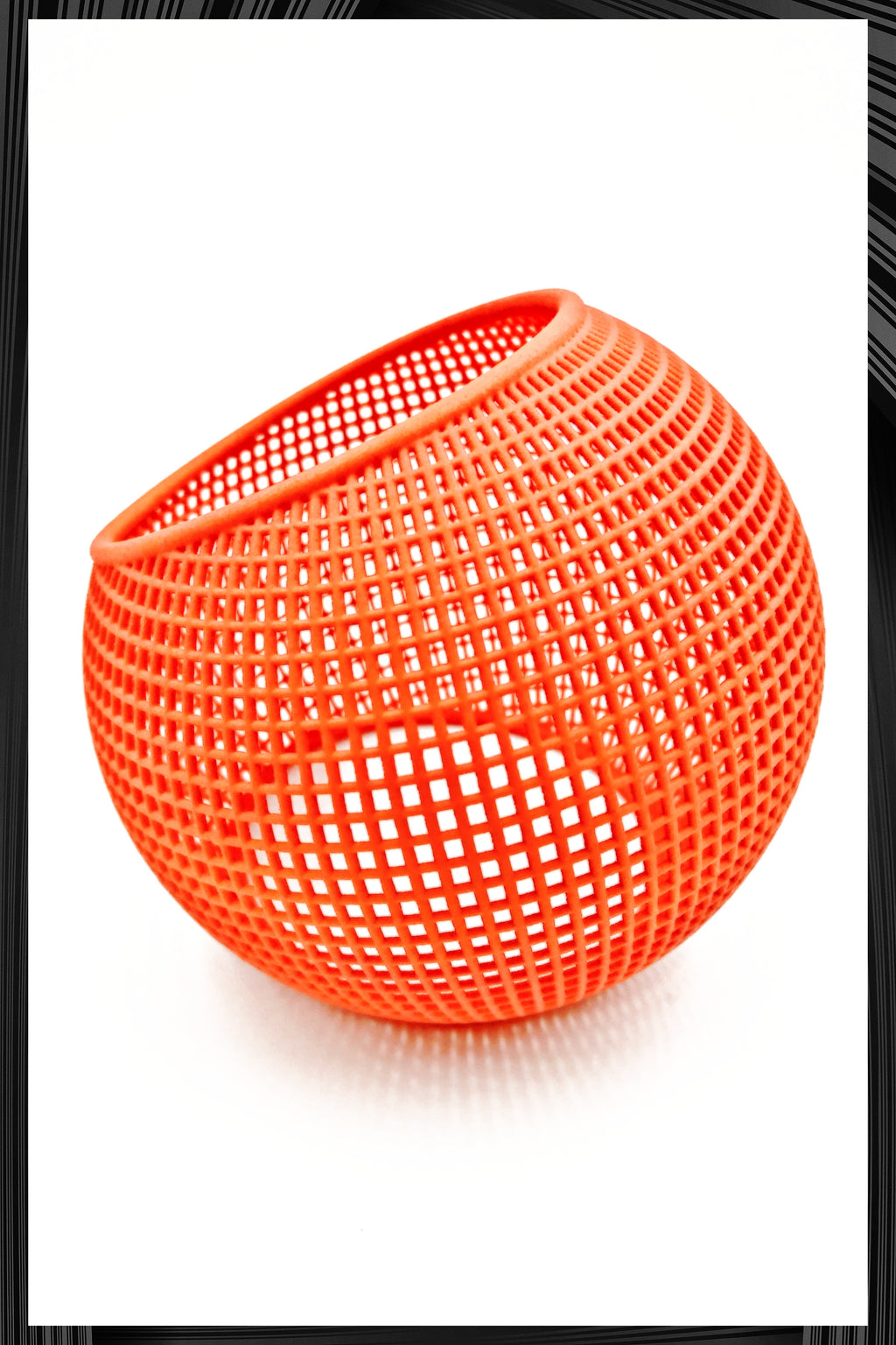 Orange Gego Bangle