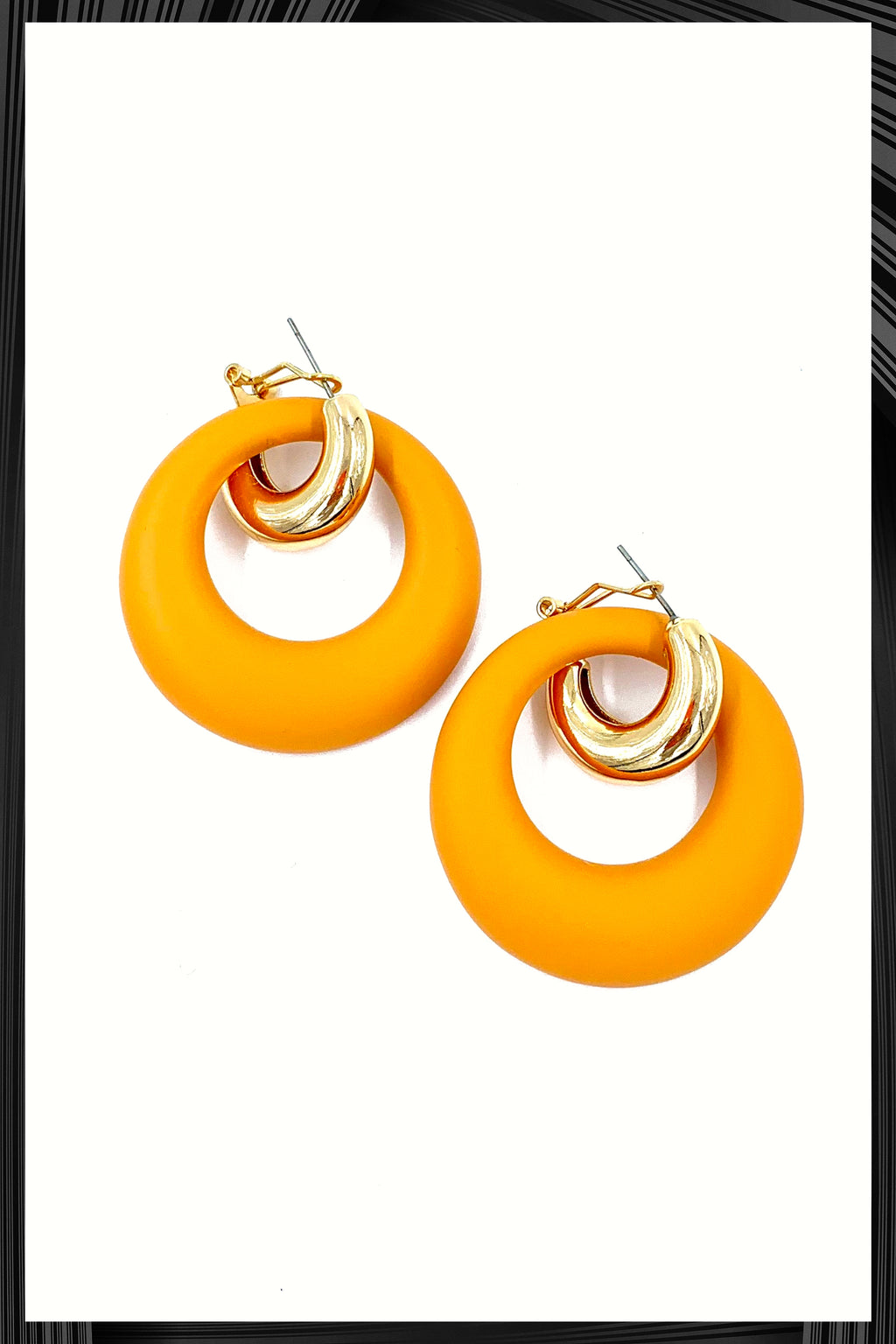 Marigold Claudia Earrings | Free Delivery - Quick Shipping
